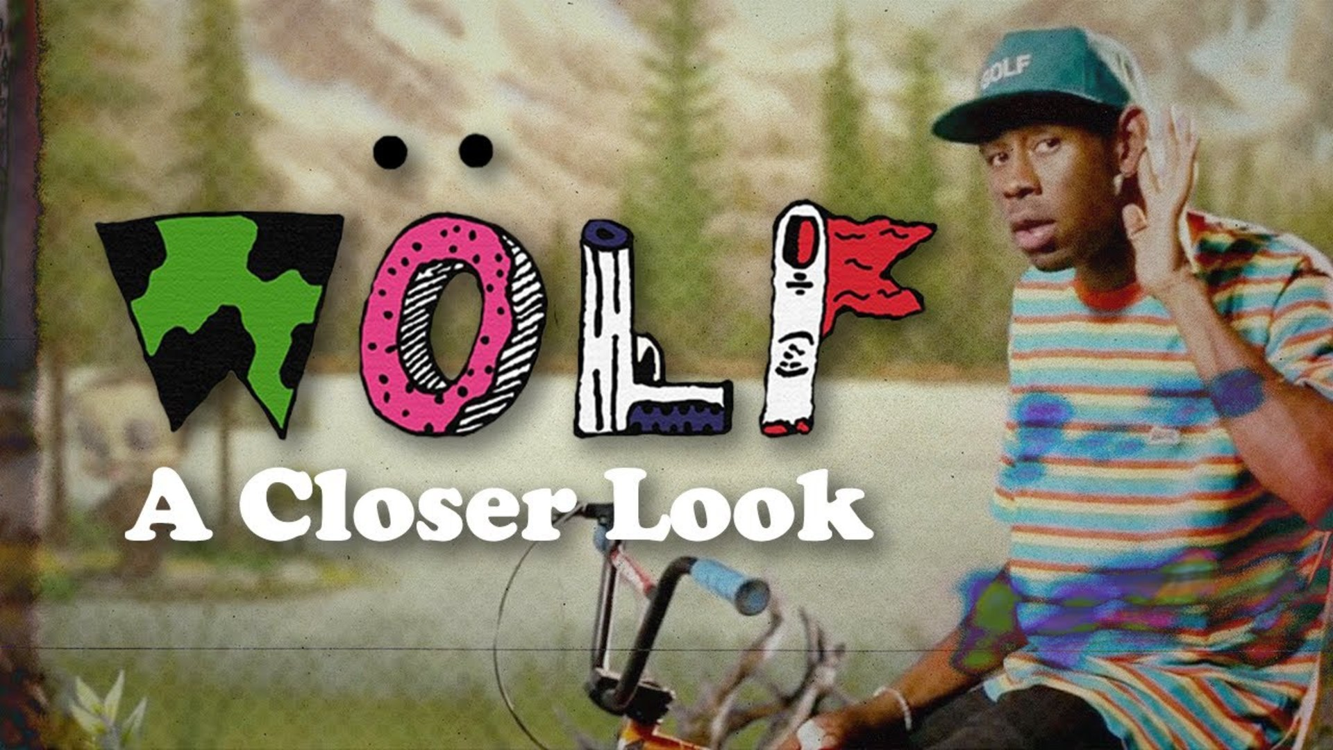 Tyler The Creator S Wolf A Closer Look Nebula