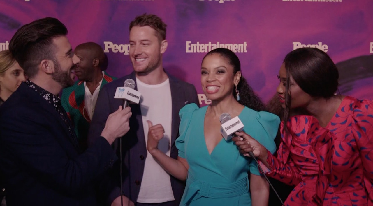 Entertainment Weekly & People's Upfronts Party