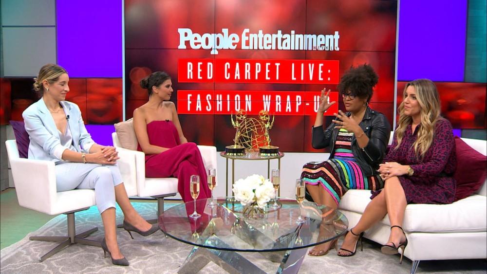 2019 Emmy Awards Fashion Wrap Up