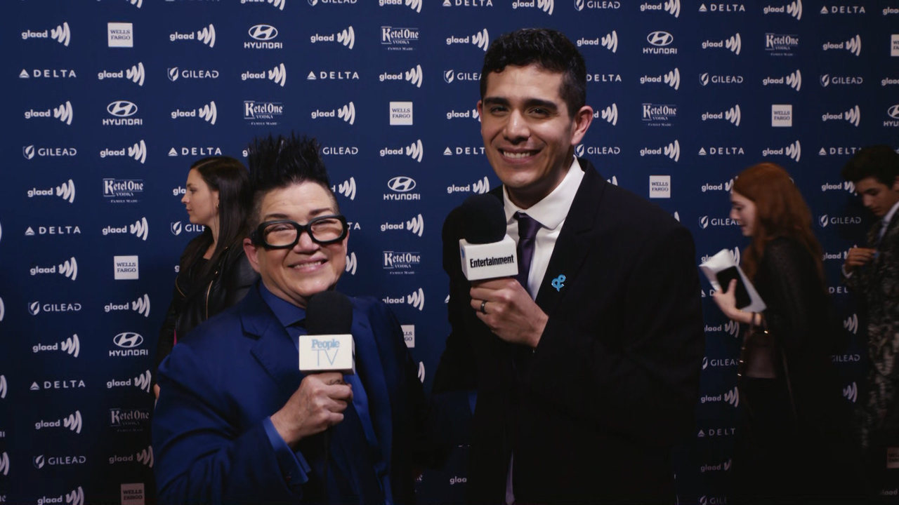 Red Carpet Live: 30th Annual GLAAD Media Awards