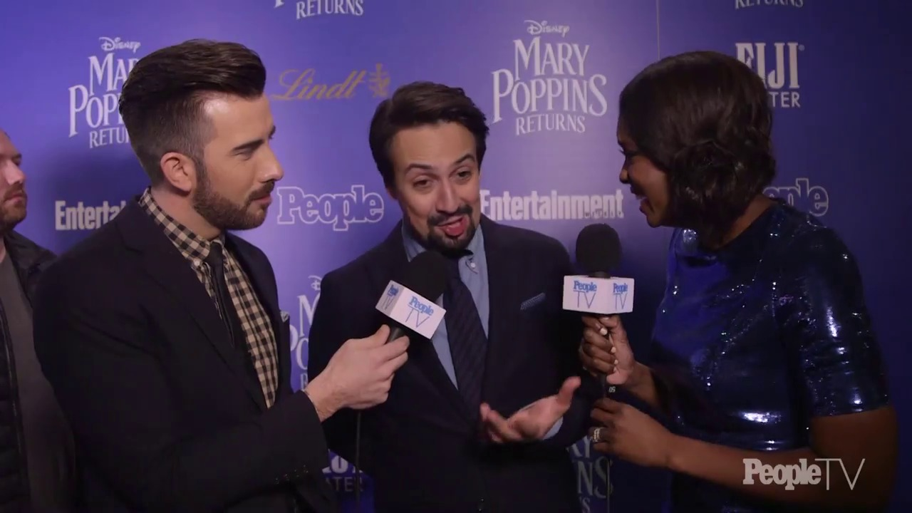 Mary Poppins Returns: Red Carpet