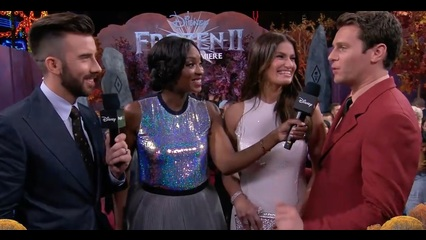 Red Carpet Live: Disney's Frozen 2 World Premiere